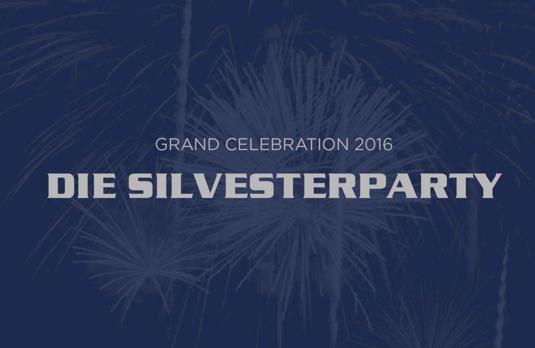 GRAND CELEBRATION – die Silvesterparty im Maritim Hotel Köln