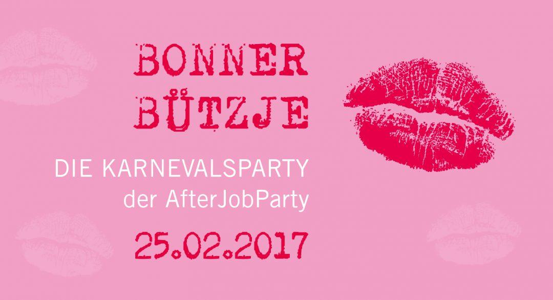 BONNER BÜTZJE – Die Karnevalsparty im Königshof