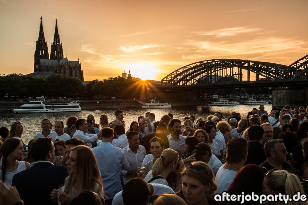 14.06. Saisonstart auf dem Rhein