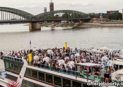 Bilder AfterJobParty IBIZA SPECIAL – 13.07.2017 auf dem Rhein