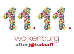AfterJob Alaaf! Die Karnevals-Party am 11.11. in der Wolkenburg