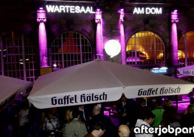 Fotos der Herbstparty im Wartesaal (02.10.2017)
