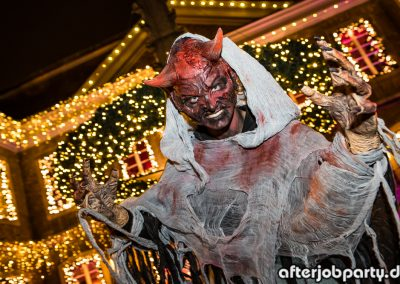Foto-Galerie: Halloween 2017 in der Wolkenburg