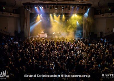 GRAND CELEBRATION – die Silvesterparty 2017 im Maritim Hotel Köln