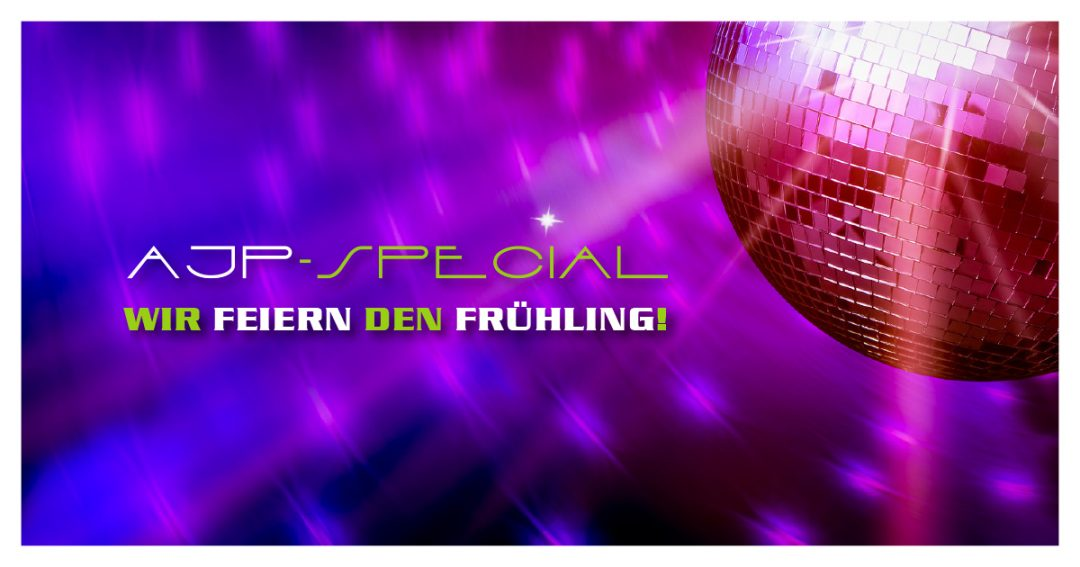 Wir feiern den Frühling! Am 24. März im Eltzhof. Präsentiert von Radio Köln.