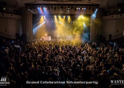 GRAND CELEBRATION – die Silvesterparty 2017 im Maritim Hotel Köln