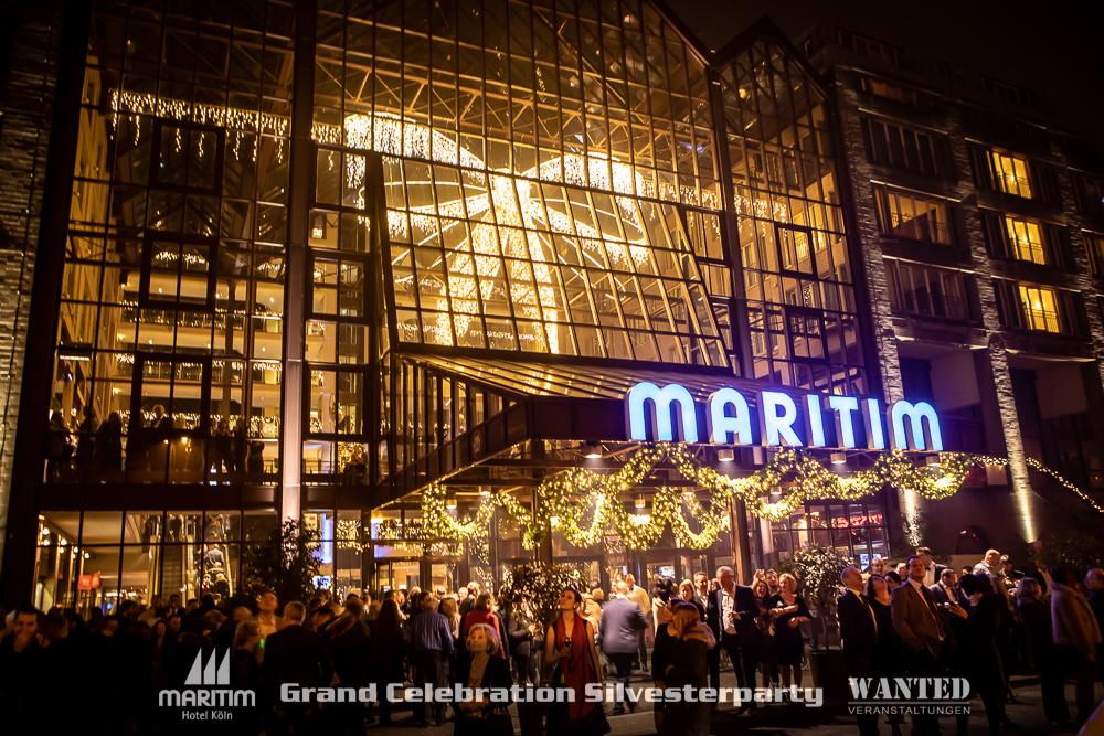 Foto-Galerie Grand Celebration – Silvester 2018 im Maritim Hotel Köln