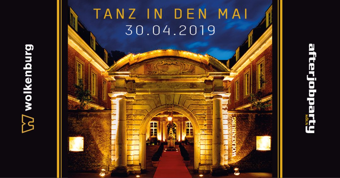 "AfterJobParty ""Tanz in den Mai"" in der Wolkenburg"
