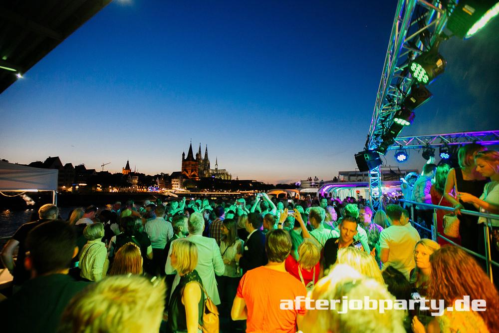 Foto-Galerie: Closing-Party auf dem Rhein: 22.08.19
