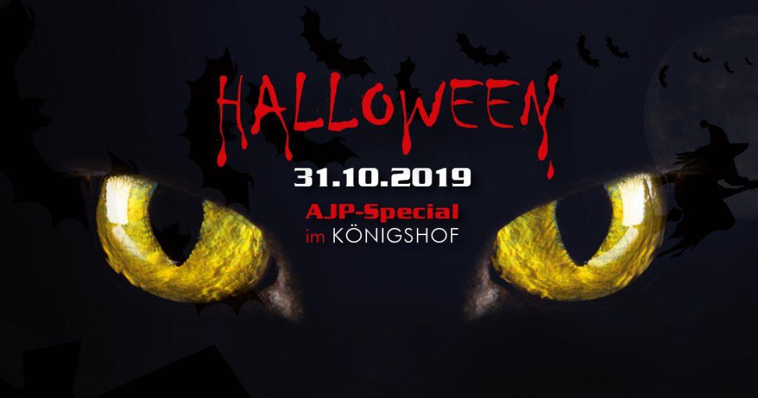 Halloween im Königshof