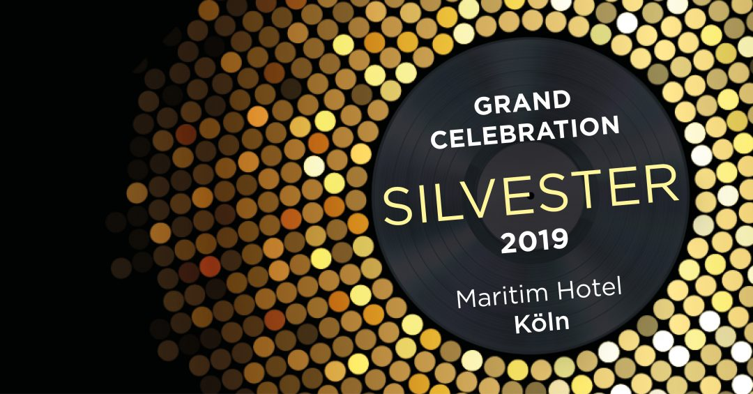 GRAND CELEBRATION – die Silvesterparty im Maritim Hotel Köln