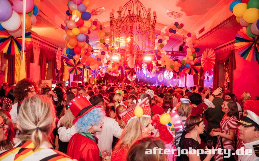 Foto-Galerie: SchneeBall-Party 2020 in der Wolkenburg
