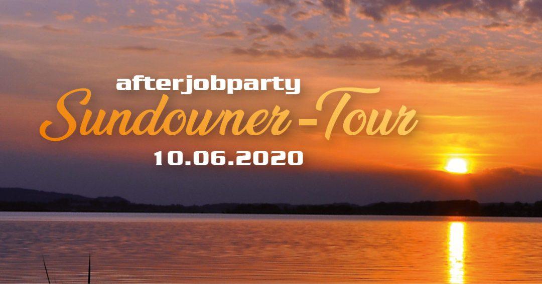 Die AfterJob-Sundowner Tour auf dem Rhein