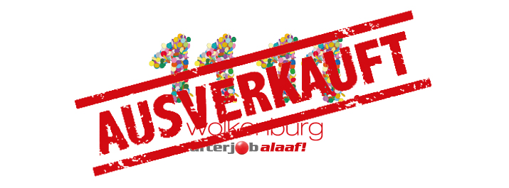 Wolkenburg Alaaf! Die Karnevalsparty am 11.11.